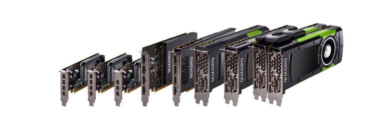 NVIDIA Unveils New Pascal Based Quadro Cards