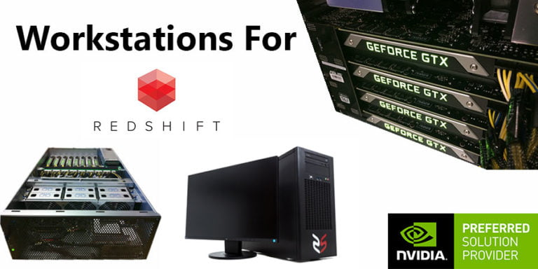 Recommended Computer Workstation For Redshift