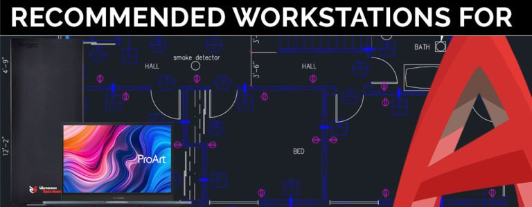 Recommended Computer Workstation For Autodesk AutoCAD