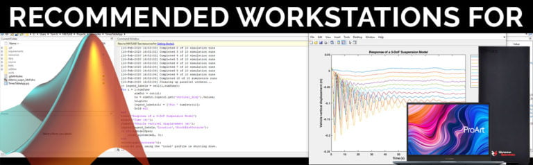 Recommended Workstation For MATLAB