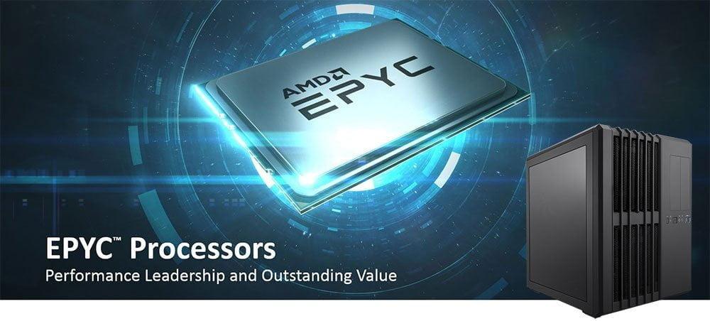 AMD EPYC Workstations Header