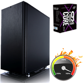 Frequency Enhanced Core-X Series