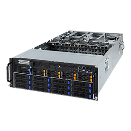GPU Rackmount Servers