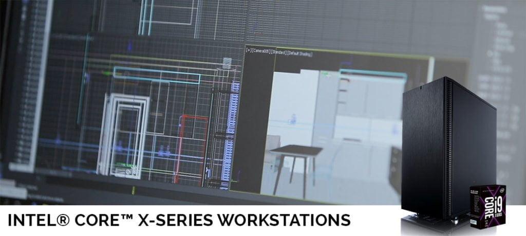 Intel Core X Series Workstation Header