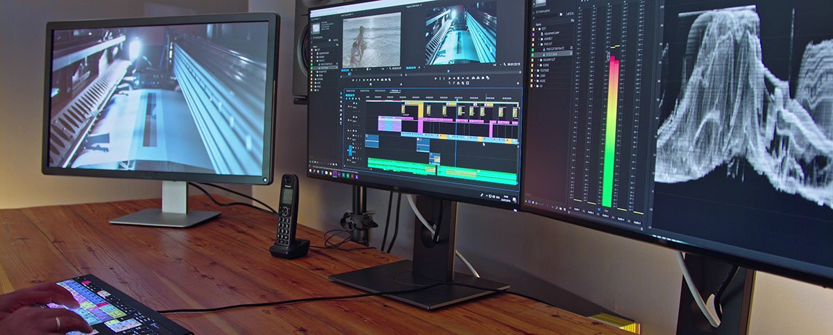 Media and Entertainment Workstations