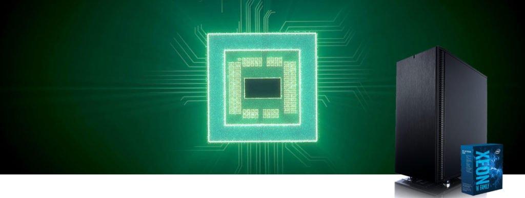 Single Intel Xeon Workstations