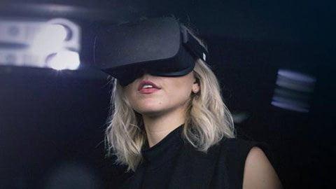 Intel Core VR Woman