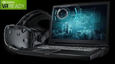 NVIDIA Quadro Mobile Workstation VR Ready