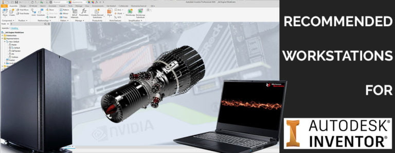 Recommended Computer Workstation For Autodesk Inventor