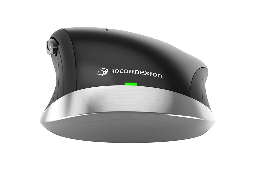 CadMouse Wireless Back