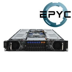 HPC-R1640A-G8-U2 Rackmount 2U Enterprise AMD EPYC GPU Compute System