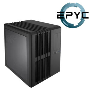 WS-E1640A-G4 Single AMD EPYC 3D Visualisation Workstation